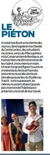 Sud-Ouest  2019-07-25